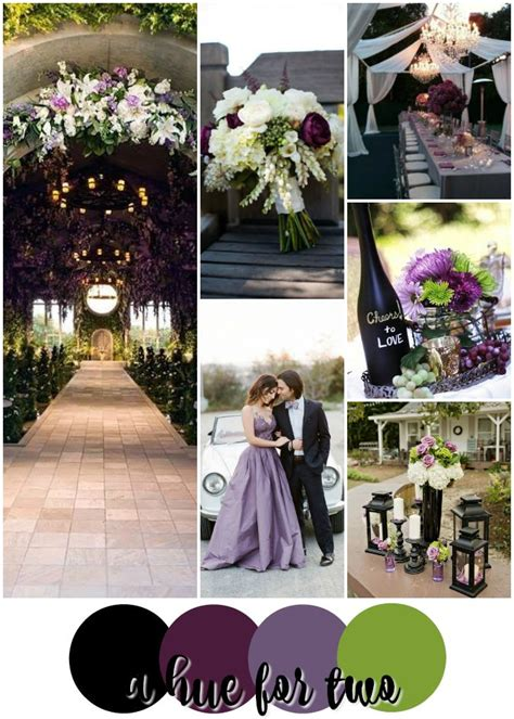 best 25 purple black wedding ideas on pinterest dark