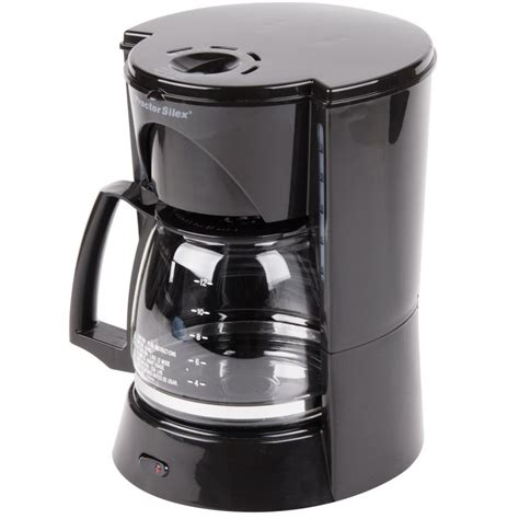 12 cup automatic coffee maker black 48524ry