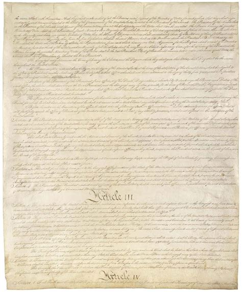 sections of constitution article 2 of the u s constitution summary the executive