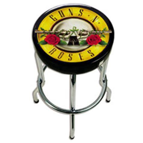 Guns N Roses Bar Stool by Guns N Roses Bar Stool Guns N Roses Entertainment