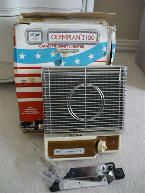 catalytic heaters for boats olympian rv catalytic safety heater model 3100 operates