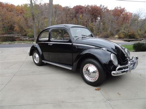 original volkswagen beetle 1961 volkswagen beetle car original mint for sale