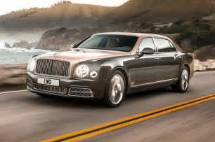 Bentley Mulsanne 2017 Bentley Mulsanne Look Review Motor Trend