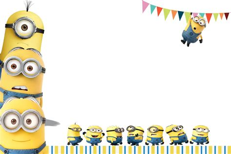 minions party invitations marialonghi com