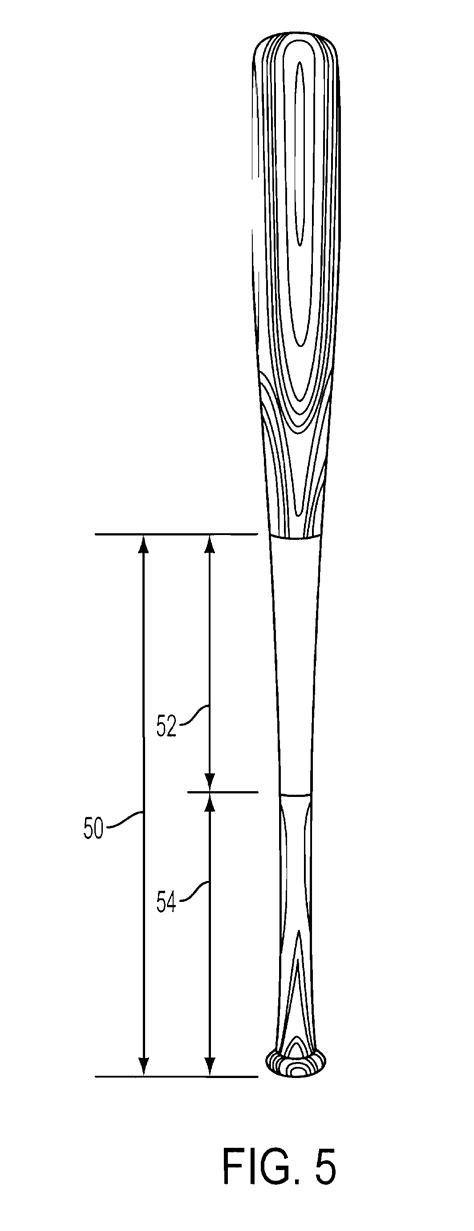 baseball bat diagram patent us8241155 bat safety system patents