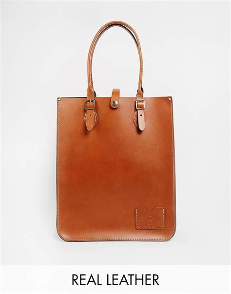 Handmade Bag Company - leather satchel company the leather satchel company tote