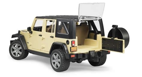 toy jeep bruder 02525 jeep wrangler unlimited rubicon