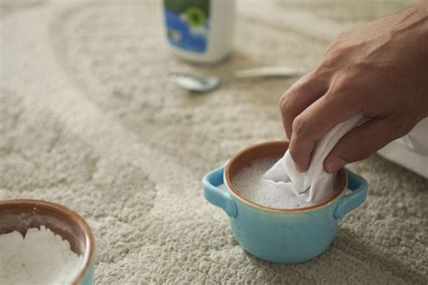Cleaning Rugs With Baking Soda by 2 Easy Methods To Use Baking Soda As Carpet Comparoid