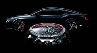 Breitling For Bentley Special Edition Limited Edition Breitling For Bentley Gmt V8 Chornograph