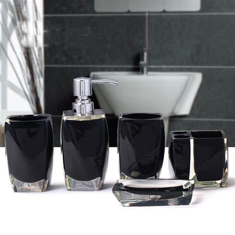 Bathroom Accessory Set Modern Bathroom Accessory Sets Want To More Bathroom Designs Ideas