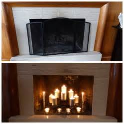 fireplace rev chagne shimmer