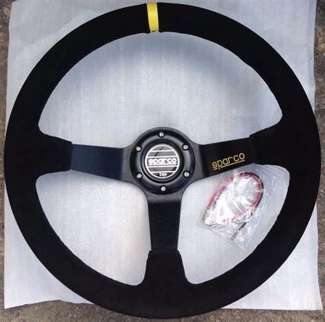 volante sparco volante sparco corrida drift arrancada tuning r 690