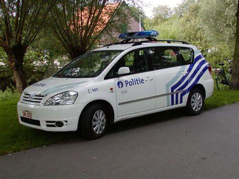 Toyota Belgium Careers Car Photos Politie Gent Toyota Patrolcar