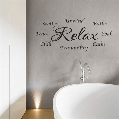 bathroom wall words 25 best bathroom ideas photo gallery on pinterest crate