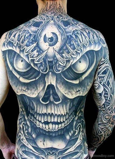 awesome skull tattoos skull tattoos designs pictures page 5
