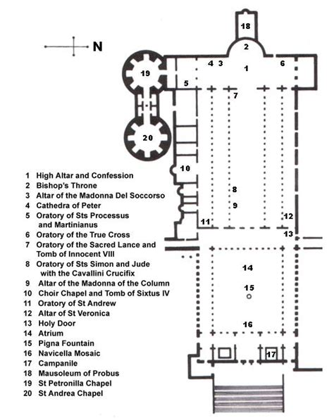 basilica floor plan medieval art exam 1 art history 4200 with zaho at