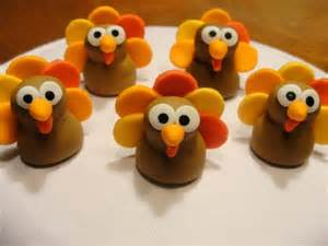 turkey cupcake toppers sweet tooth cupcakes