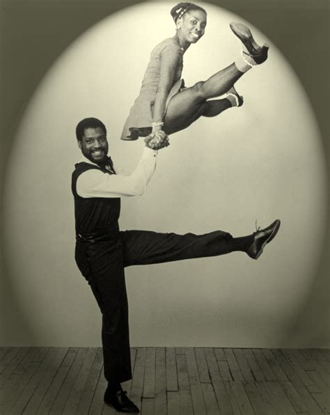 who created the swing dance the ailey extension to offer swing dance course