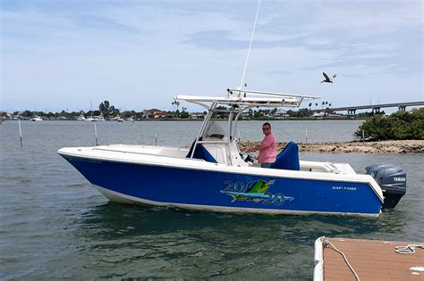 sailfish boat wraps wrapped up boat vehicle wraps daytona beach florida