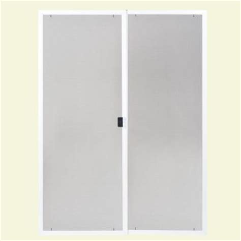 Masonite 80 In X 60 In Replacement Screen Kit For Dual Replacement Screen For Patio Door