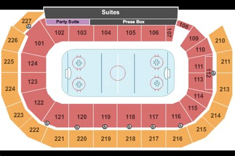 decc amsoil arena seating chart amsoil arena duluth mn seating brokeasshome