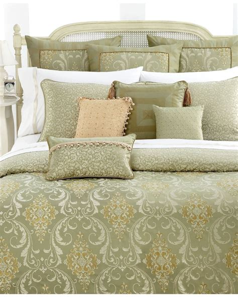 Waterford Bedding Collection by Waterford Bedding Venise Laurel Comforter