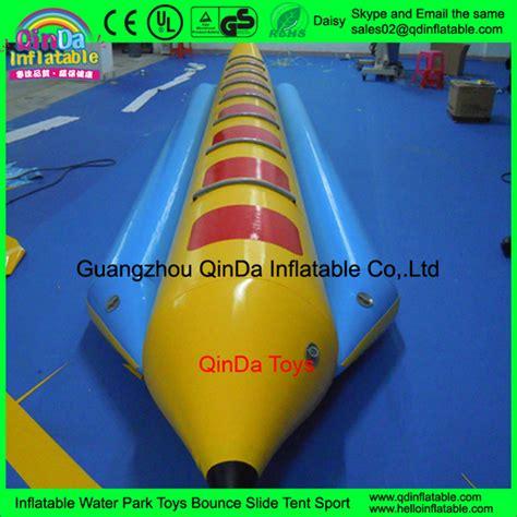 giocattoli volanti giocattoli vendita calda flying towables qinda gonfiabile