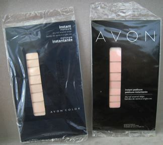 Avons Instant Manicure by Avon Instant Pedicure And Instant Manicure