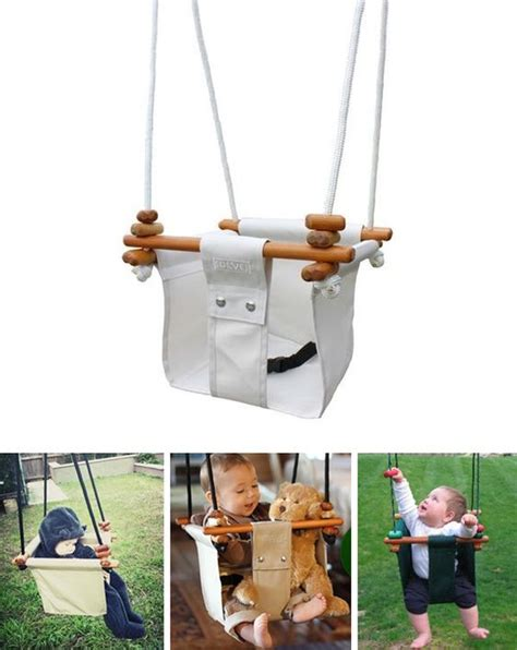 tree swings for babies outdoor swings so cute and outdoors on pinterest
