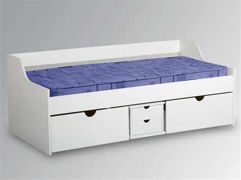 Cabin Bed Frames Seconique Dante White Cabin Bed Frame