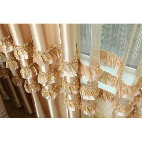 gold patterned curtains light gold patterned luxury polyester custom bedroomr curtains