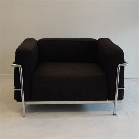 Corbusier Recliner by 2 X Lc 3 Lounge Chair By Le Corbusier For Cassina 1970s