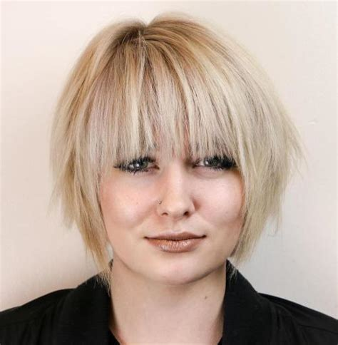 Hairstyles For 50 With Faces With Bangs by 50 Looks With Hairstyles For Faces