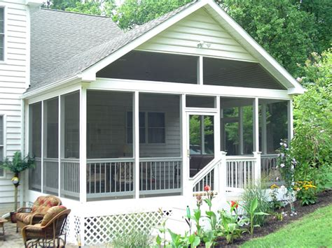 screen porch design plans baltimore screen porches anne arundel county maryland md
