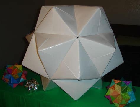Modular Origami Sonobe - sonobe modular 171 math craft wonderhowto