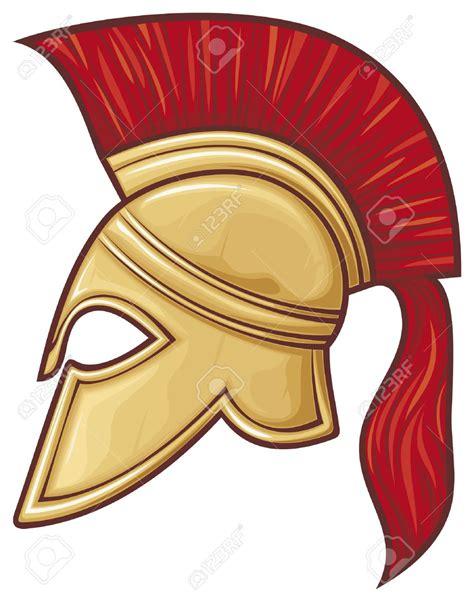 trojan helmet clip art 59