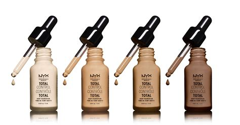 Nyx Foundation nyx cosmetics new foundation line cheap coverage