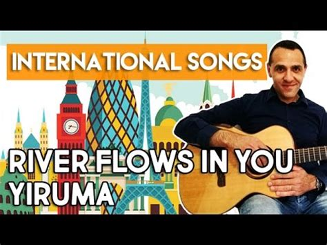 youtube tutorial river flows in you river flows in you yiruma how to play guitar