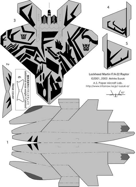 Paper Craft Aeroplane - 1000 images about airplane paper craft on