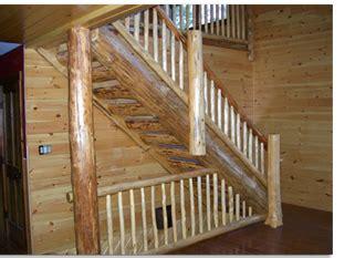 Stair Banister Rails Woodlot Woodworks L L C Fine Adirondack Woodwork