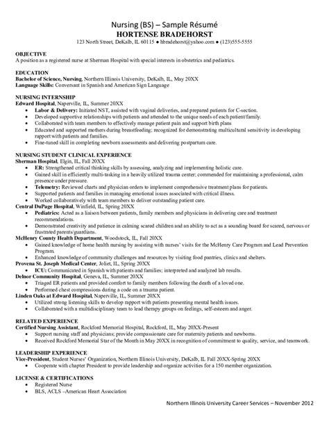 entry level nurse resume sample genius regarding 17 amazing for
