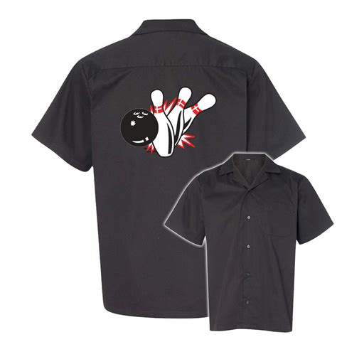 design a bowling shirt bowlingshirt com pin splash b stock print on vintage bowler