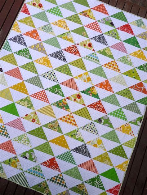 Hst Quilt by Citrus Hst Quilts