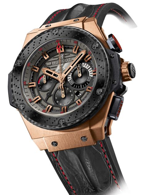 Hublot Spider King Power Leather 3 Colours f1 racing x hublot formula 1 king power great britain chronograph freshness mag