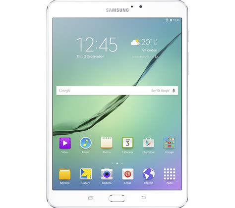 Samsung White A buy samsung galaxy tab s2 8 quot tablet 32 gb white free delivery currys
