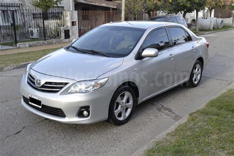 Toyota Corolla Usado Venta Auto Usado Toyota Corolla 1 8 Xei Aut 2013 Color