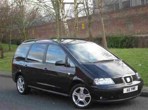 seat alhambra 2 0tdi 2007my stylance car for sale