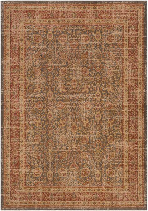 surya konya kon 1005 gray area rug rugsale