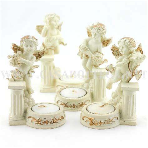 candele segnaposto matrimonio angelo porta candela segnaposto bomboniera with candele