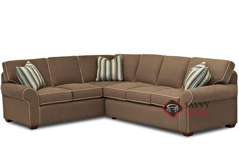 sectional sofas seattle seattle fabric true sectional by savvy is fully
